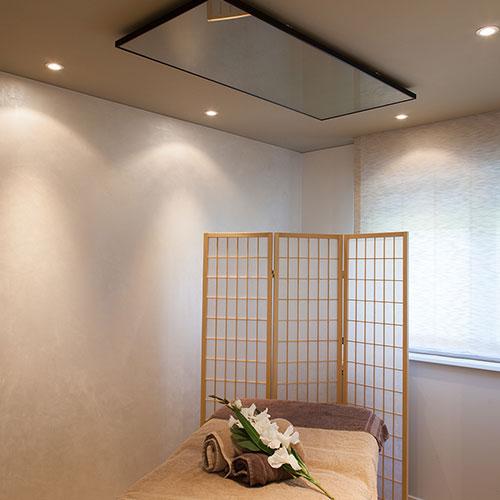 badezimmer infrarotheizung als spiegel g nstig heizen. Black Bedroom Furniture Sets. Home Design Ideas